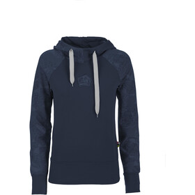 E9 Ale Fleece Dames, blue navy
